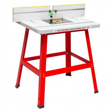 Pracovní stůl pro horní frézky Holzmann OFT102