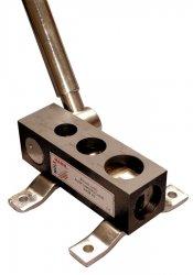 Děrovačka trubek Holzmann RAM43